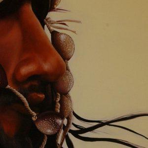 «Los murales de Tuki», el pintor rapanui que dejó su huella en Pichilemu